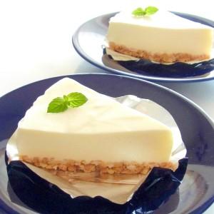 ケーキレアチーズ